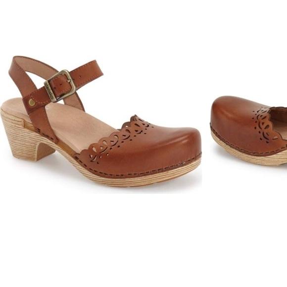 77bbac77ae5 Dansko Shoes - Dansko Marta Full Grain (Camel Color) shoes